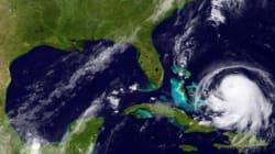 L'ouragan Joaquin prend naissance près des