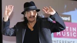 CBC Reporter Declares Carlos Santana Dead. Except He's