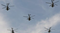 Only 4 Sea King Helicopters To Be Written Off In Near