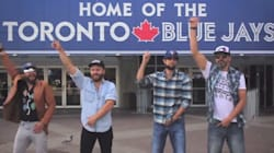 These Bros Went 'Out For A Rip' On The Jays