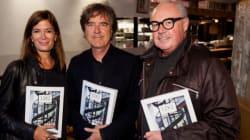 Styles de soirée: un lancement stylé pour le bookzine 1282, rue de la Maison