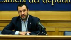 Radio Padania al verde, Salvini la