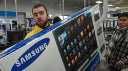 Les télés Samsung affichent-elles une consommation d'énergie