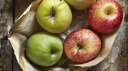 Les multiples vertus beauté des pommes sur la