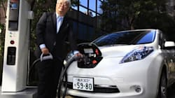 Nissan Makes Leap Forward In Electric Car
