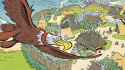 Une case inédite du prochain Astérix décortiquée par les