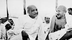 Has Narendra Modi Dumped Sardar Patel For Mahatma
