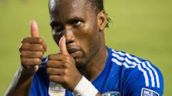 Impact: Drogba, le joueur du mois de septembre dans la