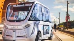 La voiture autonome, c'est aussi du made in