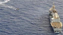 Moins de navires de guerre avec les