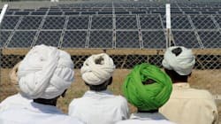 India's Climate Promises Hang On Solar
