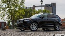 Essai routier Volvo 2016 : retrouver la