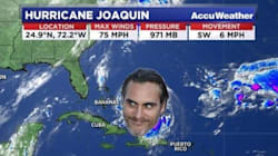 L'ouragan Joaquin