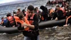 Greek Coast Guard Finds Body Of Refugee