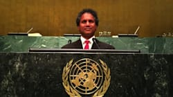 I Addressed the United Nations on Political