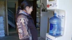 Sans eau potable depuis 20 ans
