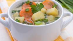 野菜をたっぷり食べたいなら「スープ」にするのが正解!