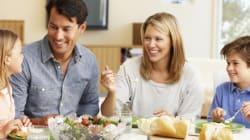 Réussir ses repas quand les enfants sont turbulents: ça
