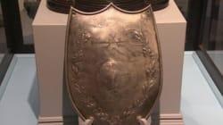 Un trophée de hockey disparu en 1947 refait