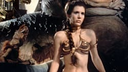 You'll Never Guess How Much Princess Leia's Gold Bikini Sold