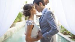 What Men Think When Their Bride Walks Down The Aisle At Their
