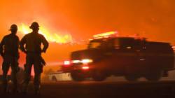 Les grands feux de forêts de plus en plus fréquents avec le