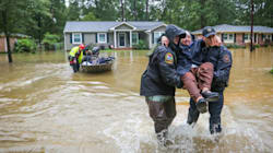 Inondations en Caroline du Sud: au moins 9