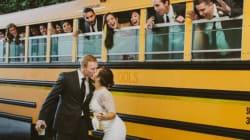Mariage: 17 idées que vous auriez voulu avoir en premier