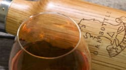 Une bouteille en chêne pour rehausser le goût de vos spiritueux?