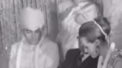 Silent Wedding Reel Of Sonia And Rajiv Gandhi Is Charm