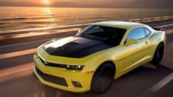 Huit voitures très puissantes à moins de 50 000 $