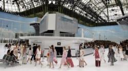 Le défilé Chanel printemps-été 2016: grandiose et