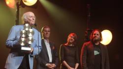 Gala de la SOCAN 2015: Gilles Vigneault à l'honneur