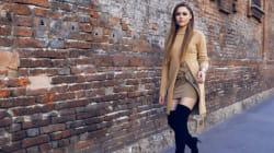 La blogueuse beauté Kristina Bazan devient ambassadrice de L'Oréal