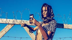 Une séance photo mode sur le thème des réfugiés fait polémique