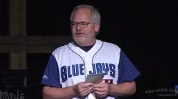 Calgary Pastor Preaches Blue Jays