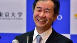 梶田隆章氏にノーベル物理学賞