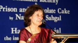 Why Nayantara Sahgal Is Returning Her Sahitya Akademi Award After 29