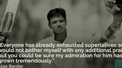 PHOTOS: Cricketers Describing Rahul Dravid Is Simply