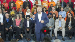 NDP Vows To Return Canada To No. 1 Peacekeeping