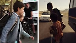 Le clip bouleversant de Besson pour les écoliers victimes d'accidents