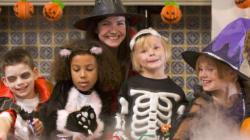 L'Halloween au temps des petits
