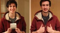 Garoto trans tira uma foto por dia durante 3 anos; veja