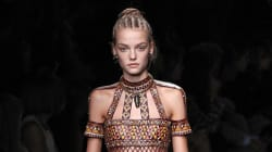 Valentino's 'Africa-Inspired' Fashion Show Is Upsetting A Lot Of