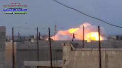 Syrie: plus de 90% des frappes russes ne visent pas l'EI ou
