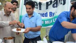 WATCH: BJP MLAs Thrash Sheikh Abdul Rashid In J&K Assembly For Throwing A Beef