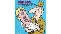 Cette une de Charlie Hebdo est