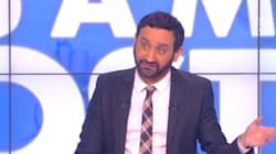 Cyril Hanouna lance
