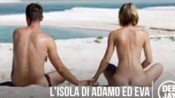 Naturismo e natura di Adamo ed Eva su
