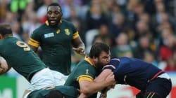 Ce rugbyman s'est-il pris pour Luis